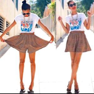 Joie 100% Silk Marilyn Shorts